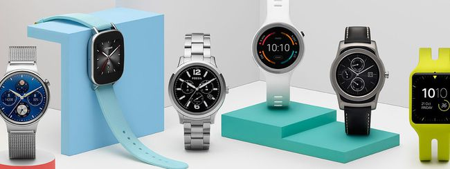 Android Pay sugli smartwatch Android Wear?