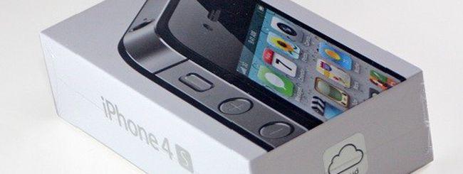 iPhone 4S risparmia traffico dati rispetto ai competitor