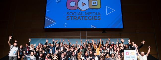 Social Media Strategies, 1.500 i partecipanti