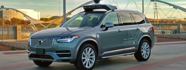 Toyota e Softbank per il self-driving di Uber