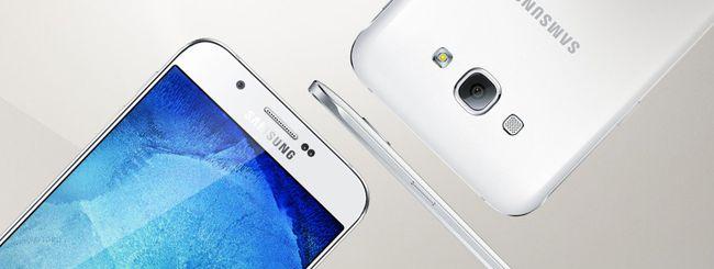 Samsung annuncia il Galaxy A8