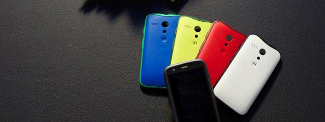 Debutta il Moto G Google Play Edition