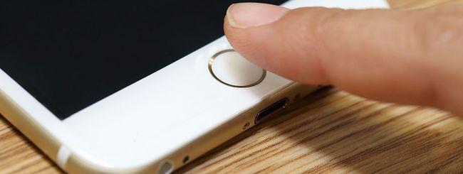 Touch ID riparato? iPhone 6 si blocca