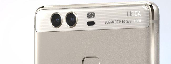 Huawei P9 e fotocamera Leica: la posizione ufficiale