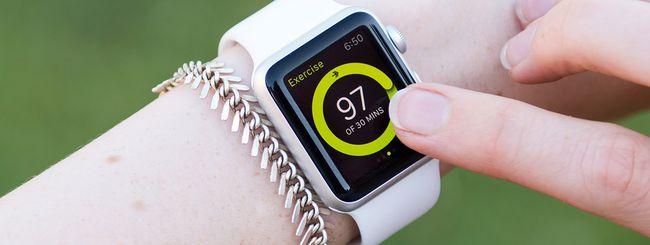 Con Apple Watch scopre un problema cardiaco