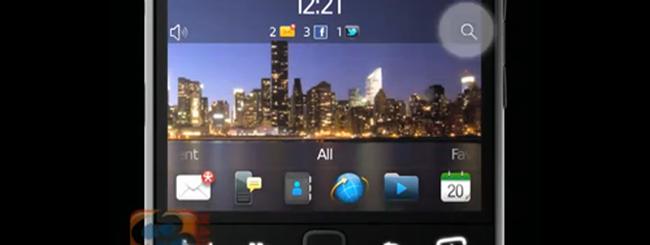 BlackBerry Bold Touch, primi video sulle funzionalità