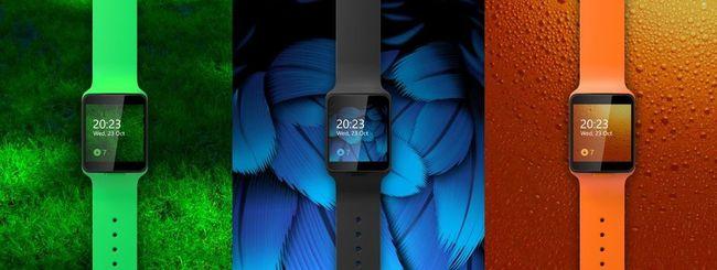 Moonraker era lo smartwatch di Nokia