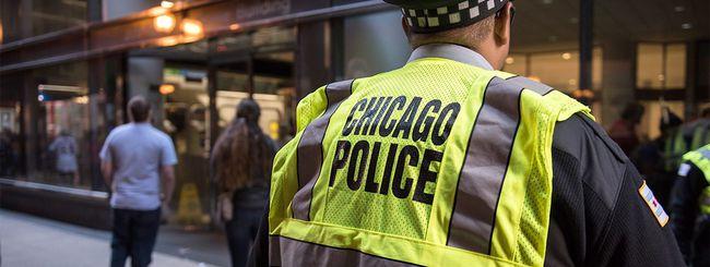 La polizia di Chicago (quasi) come Minority Report