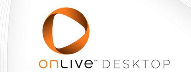 OnLive Desktop in download per tablet Android