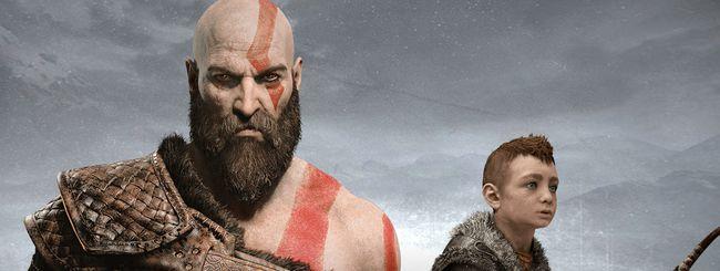 Arriva God of War, esclusiva PS4 di lusso