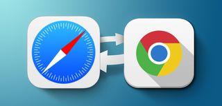 iOS 14, cambiare il browser predefinito