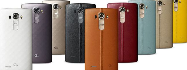 LG G4 supporta Quick Charge 2.0