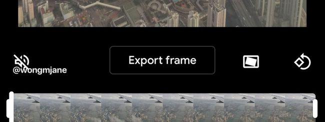 Google Foto: come togliere l'audio dai video