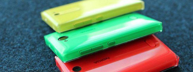 Nuovi Nokia Asha 500, 502 e 503: caratteristiche