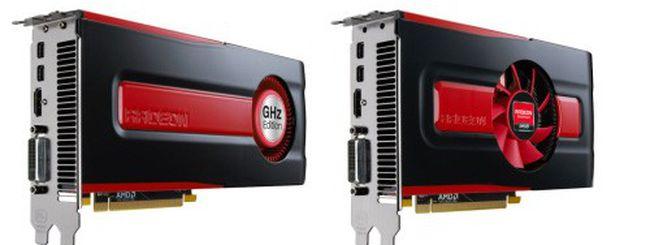 Radeon HD 7850 e 7870: AMD completa la famiglia