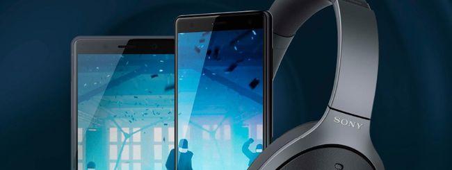 Sony Xperia XZ2 e XZ2 Compact in preordine da oggi