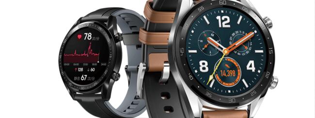 Huawei Watch GT svelate le specifiche