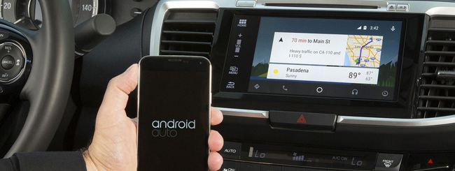 Honda Accord 2016 supporta Android Auto e CarPlay