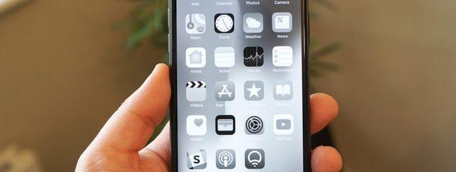 iPhone X e XS: aumentare la batteria con il Dark Mode segreto