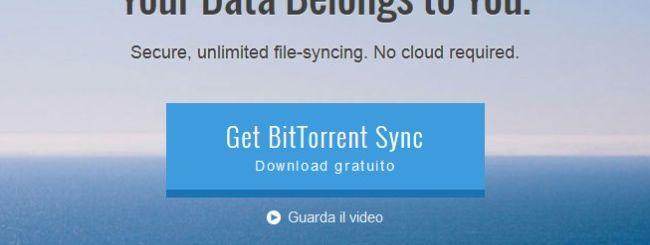 BitTorrent Sync, record download e nuova versione