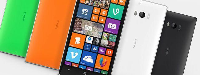 Nokia Lumia 930 in preordine da Nstore.it a 599€