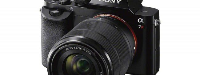 Sony presenta le prime mirrorless full-frame