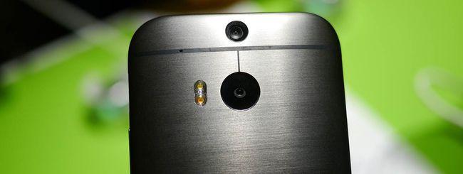 iPhone 5S batte l'HTC One M8 sulle fotografie