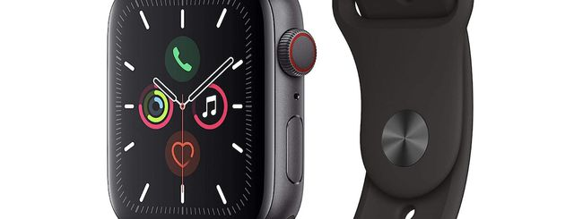 Apple Watch Series 5 a 479€ su Amazon (-19%)