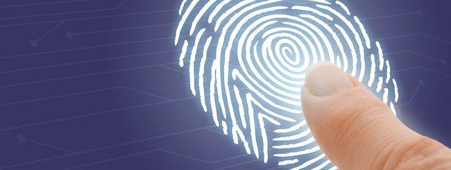 Apple brevetta Touch ID nel tasto d'accensione
