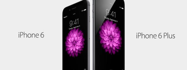 iPhone 6 da 128 GB vanno in crash