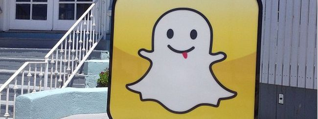 Snapchat aggiunge Tap to View e Add Nearby