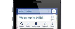 Nokia Here per iPhone