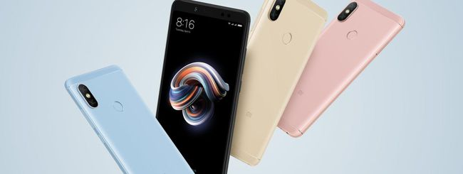 Xiaomi annuncia Redmi Note 5 e Redmi Note 5 Pro