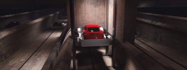 The Boring Company: il primo tunnel di Elon Musk