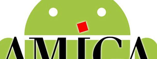 Amiga Xpedio, tablet Android economici