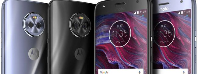 Motorola Moto X4, specifiche confermate dalla FCC