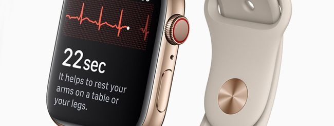 Apple Watch, ECG