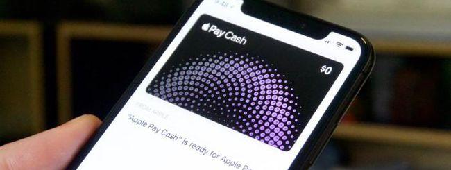Apple Pay Cash, pagamenti tra utenti Apple in arrivo anche in Italia
