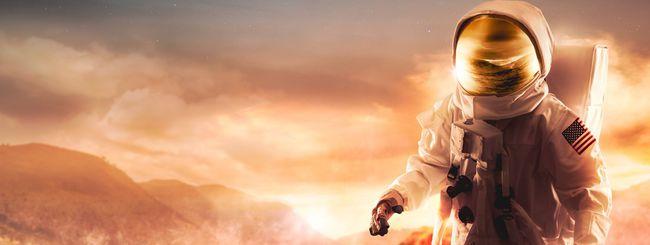 NASA: DNA alterato per gli astronauti su Marte