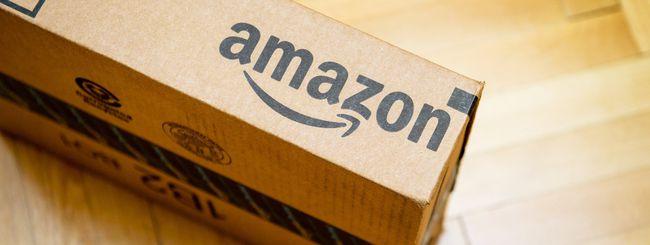 Amazon consente i pagamenti a rate in Italia