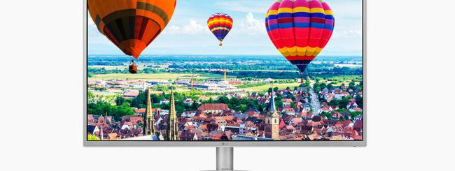 LG 32QK500-W, nuovo monitor con AMD FreeSync