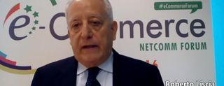 eCommerce Forum: Roberto Liscia di Netcomm Italia