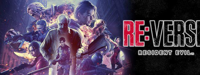 Resident Evil Re:Verse, beta test aperta a tutti. Date e orari