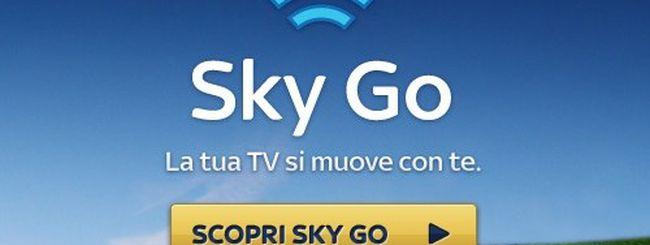 Sky Go per Android, guida all'installazione
