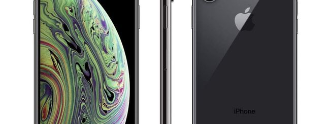 iPhone XS in offerta su Amazon a 830 euro