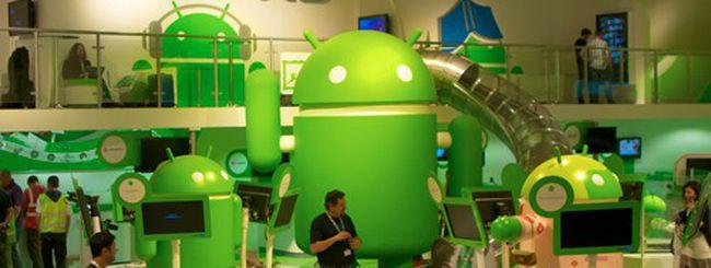 850.000 nuovi Android al giorno, 450.000 applicazioni