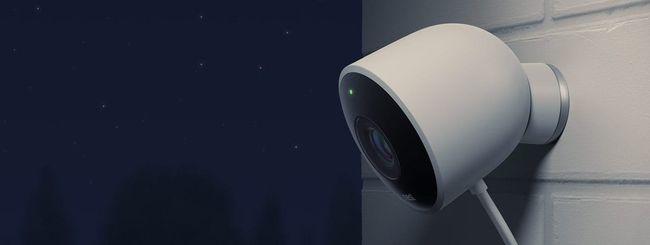 Nest migliora le notifiche dalle videocamere