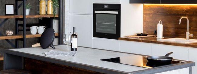 Sharp mette Alexa dentro il forno