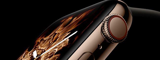 Apple Watch: presto fotocamere per FaceTime?