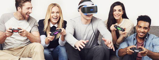 PlayStation VR, tutte le informazioni sul visore